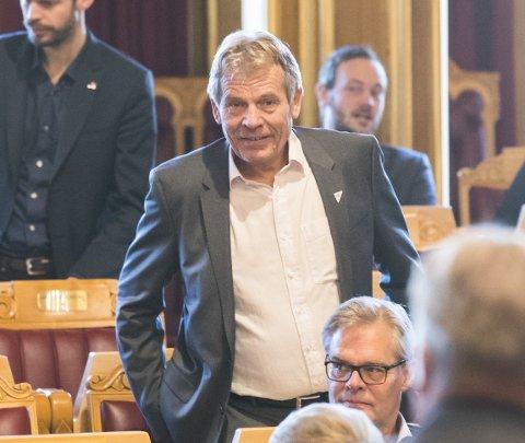 Arne Nævra mener Regjeringens valg er feil.