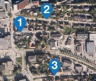 Skridsholgata, Markegata og Hamregata får betalingsparkering.