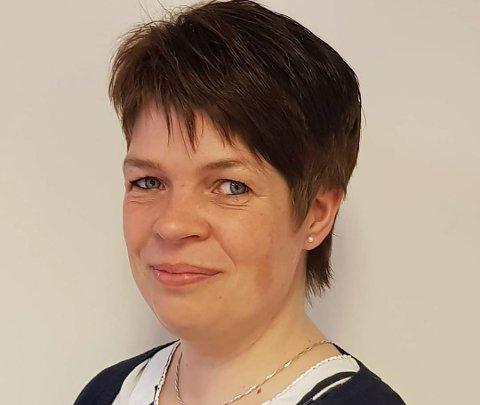 NYTILSETT: Henriette Hatling startar i jobben som marknads- og administrasjonskoordinator i Florø Hamn i slutten av juli.