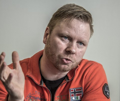 KUN ØKONOMI: Styreleder Jostein Lunde sier det er økonomiske årsaker til at Joachim Stensvik Karlsen mister jobben i FFK.
