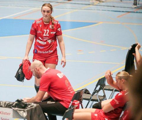 Andrea Rønning og FBK får ettr alle solemerker en kamppause på to uker.