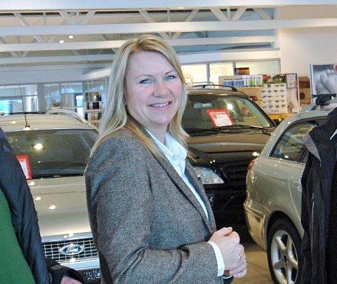 GJENVALGT: Heidi Sommerseth er gjenvalgt som styreleder for Futurum AS.