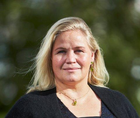 FYLKESORDFØRER I NORDLAND: Kari Anne Bøkestad Andreassen.
