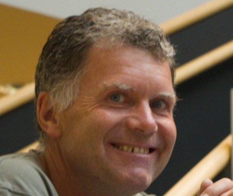 ÅPENT MØTE: Øystein Hanevik i Kongsvinger SV inviterer til  åpent møte om jernbane- og kollektivtransport.