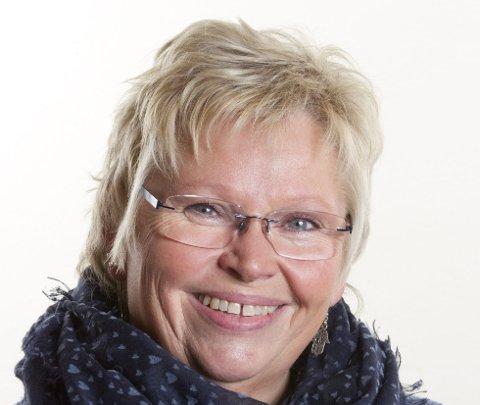 BEKYMRET: Hovedtillits-valgt Elin Køien Hansen er bekymret. Foto: Ole-Johnny Myhrvold
