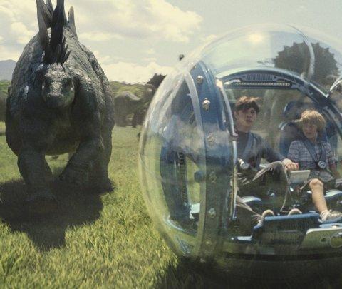 Oppfølger: Jurassic World.Foto: Filmweb