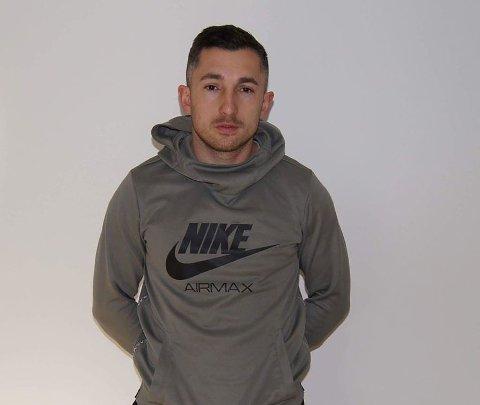 KLAR: Jeton Pestisha (29) skal spille for Fredrikshald Prishtina denne sesongen.