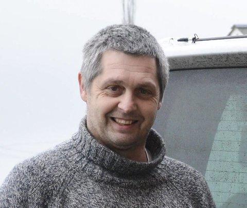 Optimist: Aldo Baas i Nå taxi har von om at avtale om pasientkøyring for Helse Fonna kjem på plass.