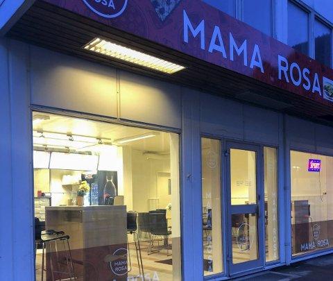 Mama Rosa: Ein av fire søknadar som alle vart samrøystes vedteke i formannskapet. Foto: Ernst Olsen