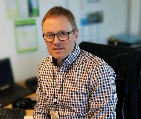 TAKKET AV: Jarle Sørhaug gir seg som styreleder i Djerv 1919 og fortsetter som varamann. Kurt Eskevik overtar.