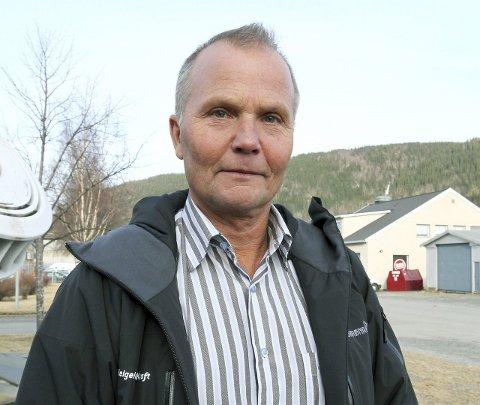 Verv: Ove Brattbakk er ny styreleder i Helgeland Sparebank.