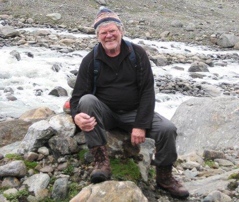 Bjørn Økern i Naturvernforbundet i Nordland har klaget inn Grane kommune etter snøskuterløypesaken i desember.
