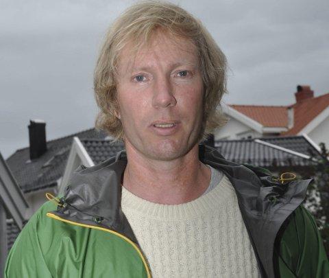 For fort: Salget av kommunens eiendom til Kragerø Resort har gått altfor fort, mener Miljøpartiets Per-Erik Schulze.