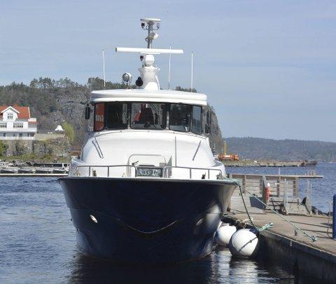 I TENKEBOKSEN: Fjordbåtselskapet planlegger innkjøp av ny hurtigbåt, men vurderer også bruk av taxibåter isteden.