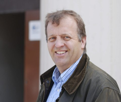 Lover bedring: Arne Quist Christensen er moderniseringsdirektør i Telenor. Foto: Telenor