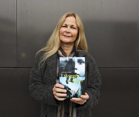 NY BOK: Linda Irene Strøms «I skyggen av eliten» er den andre boken av det som er tenkt som en krimtriologi.