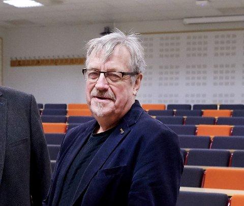 INVITERER: Kåre Aalberg i Namdal seniorforum inviterer til åpent møte førstkommende torsdag.