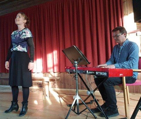 Karin Fristad og Tor Inge Jacobsen