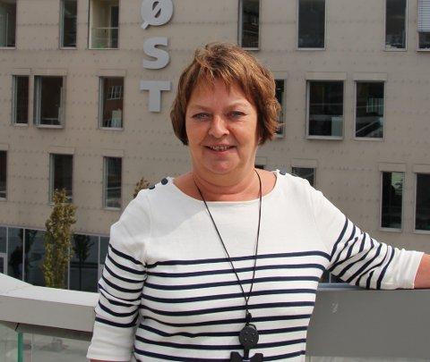 Ann Kjersti Kjeia Sletten i Skatt Øst forteller at de fleste får pengene på kontoen på oppgjørsdagen.