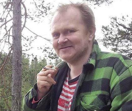 TATT AV DAGE: Nils Olav Bakken.