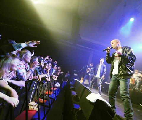 Karpe Diem: Lørdag er Karpe Diem tilbake i Sliperiet igjen med Kick-off for Stavernsfestivalen. ArkivFoto: Mats Grimsæth