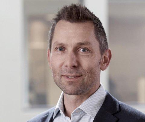 Henrik Ebne er kommunikasjonsrådgiver i Forbrukerrådet. (Foto: Ole Walter Jacobsen/Forbrukerrådet)