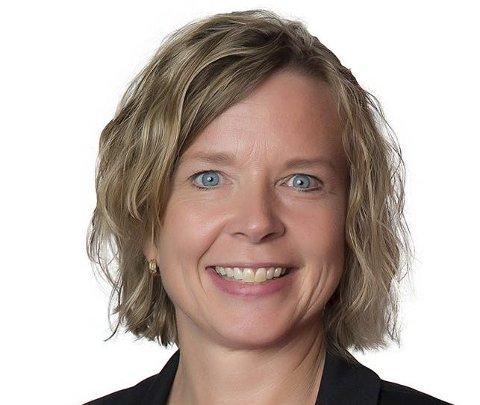 Adm. dir Hanne Nordgaard i Helgeland Sparebank.