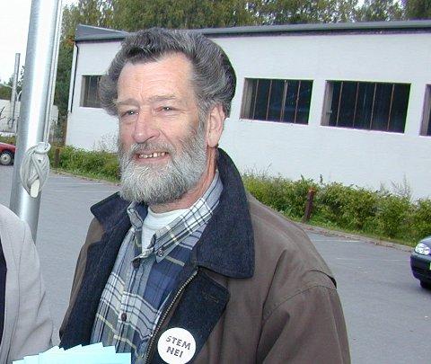 MØTER: Buskerud Nei til EU vil arrangere flere åpne debattmøter i forbindelse med stortingsvalget og der kandidater fra flere partier vil bli invitert, sier Carl-Fredrik Hansen.