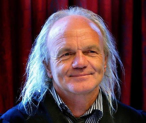 Initiativ: Det er advokat og rockhistoriker Harald Otterstad som har tatt initiativ til at Jan Groth skal få en vei oppkalt etter seg. Foto: Jarl M. Andersen