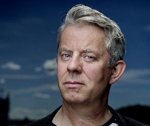 KOMMER: Knut Nærum.