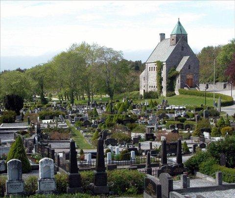 Kirkelandet kapell skal få nytt orgel.