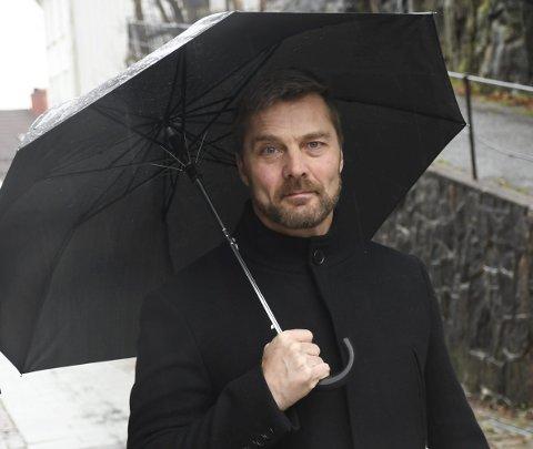 I filmbransjen: Torstein Nodland har tidligere jobbet mye med dokumentarfilmer. Nå har han for første gang vært sjefsfotograf for en norsk spillefillm har kinopremiere i mars. Foto: Øystein K. Darbo