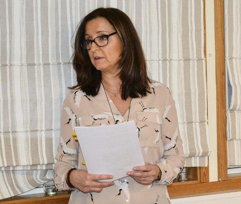 Ny jobb: Elisabeth Andersen har fått ett års permisjon fra jobben som leder av Forsterket avdeling ved Tvedestrand og Vestre Sandøya skole. Arkivfoto