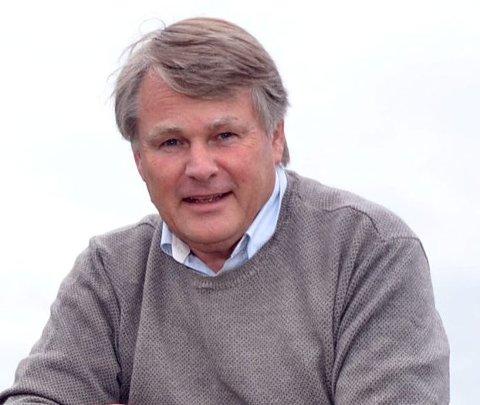 Bjørn Mathiesen, leder i Valdres Hytteforum.