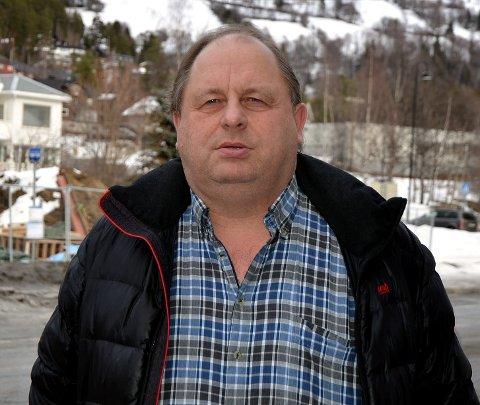 Topper: Harald Bjerknes topper Frp-lista i Etnedal foran kommunevalget 8. og 9. september.
