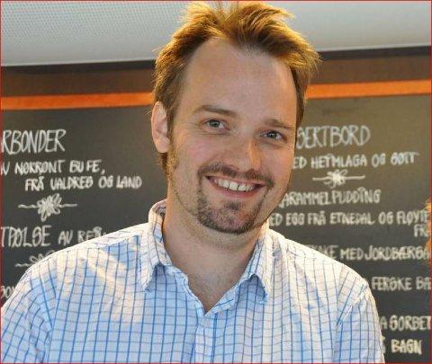 Held foredrag: Espen Blåfjelldal frå Hanen er ein av foredragshaldarane på Bøven fredag.