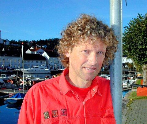 Knut Henning Thygesen legger vekt på histore, kultur og natur i sitt forslag.