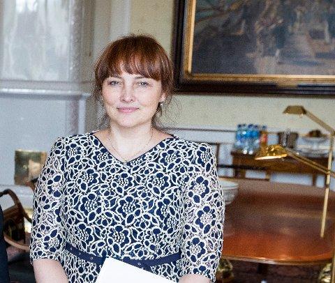 Tirsdag kommer Iwona Woicka Żuławska, Polens ambassadør sammen med følge til Risør for en historisk minnemarkering. Foto: Tore Meek / NTB scanpix