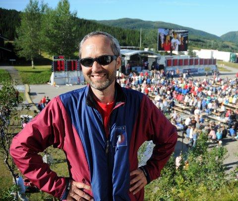 Thor-Arne Tobiassen og Bodø Østre Skytterlag leverte et strålende LS i 2011. Etter planen skulle skytterfesten tilbake til Bodø i 2021, men nå er det utsatt i ett år. Foto: Stian Høgland