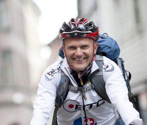 Arild Mjøs Andersen fra Bergen er kandidat til å bli ny idrettspresident.