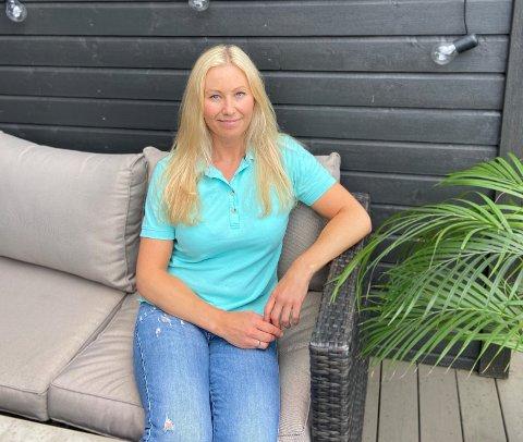 FULLVAKSINERT: Katrine Jakobsen var forberedt på at hun potensielt kunne bli smittet selv om hun er fullvaksinert.