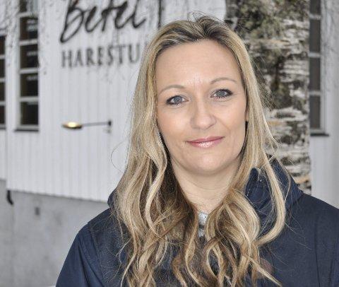 Pastor Ingrid Greta Lauvås