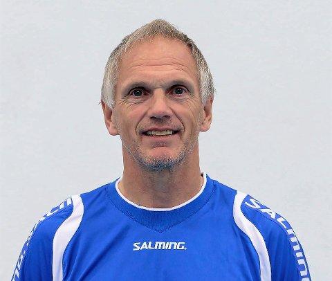 PREGET: Johnny Westby fra Berg IL og Halden var dommer i kampen som endte med en stygg voldshendelse i Fredrikstad mandag.
