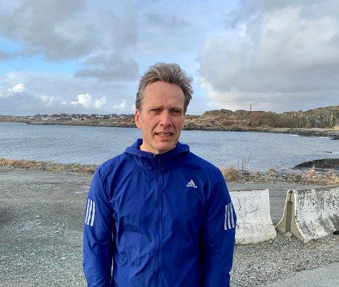 DIREKTØR: Ole Bernt Thorbjørnsen, kommunedirektør i Haugesund.