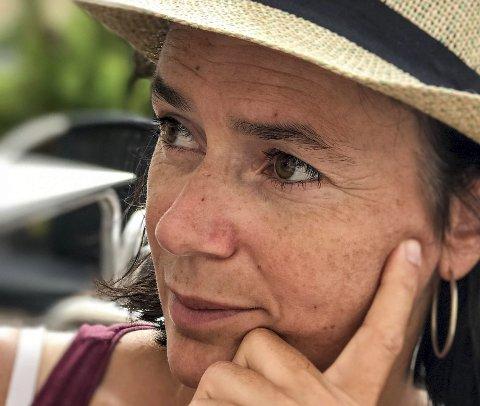 BOK: Helle Christine Ravn med bok om Jappe Nilssen.