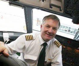 Ferskt flyselskap: Ola K. Giæver står bak FlyViking.