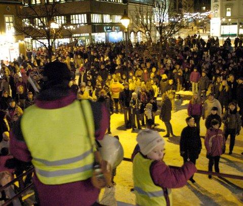 Lørdag inviteres innbyggerne i Ringerike, Hole og Hadeland til å delta i Folkets Klimamarsj. Arrangørene håper på massiv oppslutning.