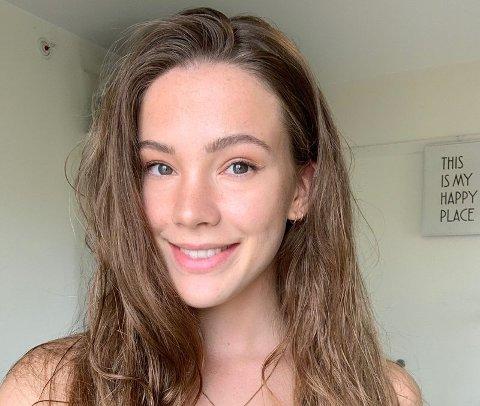 """LOKAL BLOGGER: Martine Røsten Aune blogger om sykdommen sin, deler erfaringer og kommer med støttende tips. De tipsene har """"Fairytale""""-artisten tatt til hjertet."""
