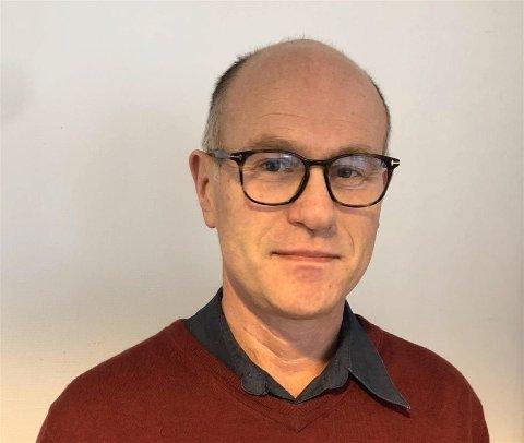 JOBBER MED SMITTESPORING: Kommuneoverlege Ole Johan Bakke.