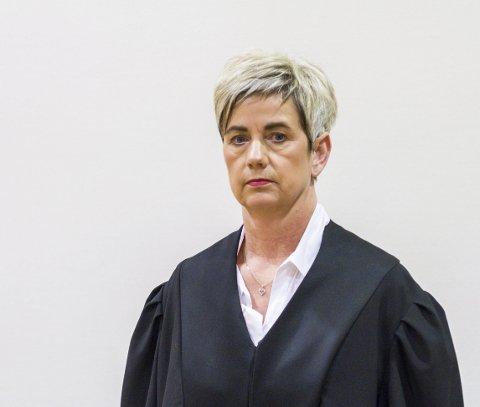 Alvorlig: Ingrid Thorsen ved SO-avdelingen ved Agder politidistrikt sier at nedlastning av materiale som inneholder seksuelle fremstillinger og overgrep mot barn er et stort samfunnsproblem.Foto: Juni Wendelin Fasting